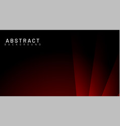 abstract background overlapping shadow shapes 3d vector image