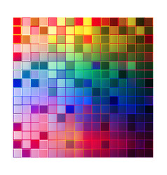 Abstract pixels background2 vector