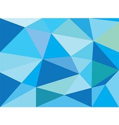 Prism background vector image