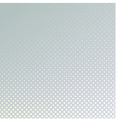 halftone dot pattern background - gradient vector image vector image