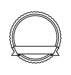 Medal price award icon vector