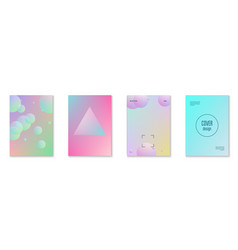 Minimal shapes cover set with holographic fluid vector