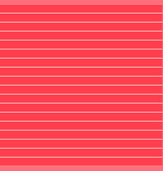 Seamless horizontal lines - striped pattern vector
