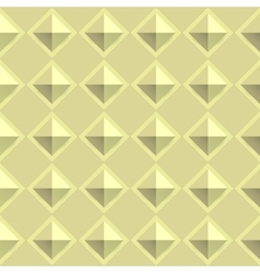 Tiles texture from gold metal blocks Seamless vector