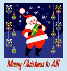 Vintage greetings vector