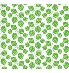 Hop Pattern vector image