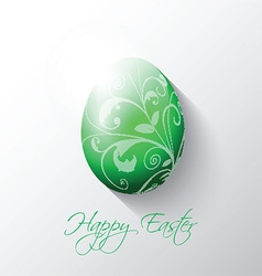 easter egg background 0303 vector image vector image