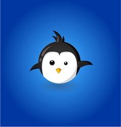 Funny Penguin vector