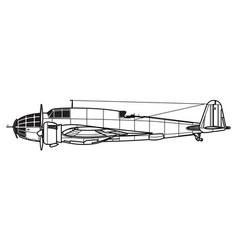 Pzl37 los vector