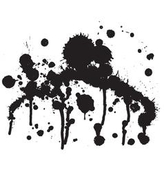 PaintSplatter4 vector image