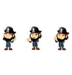 Pirates 2 vector image vector image