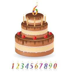 Cake 03 vector