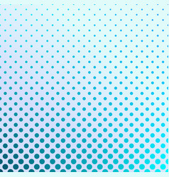 halftone gradient circle pattern background vector image