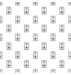 Subwoofer pattern vector