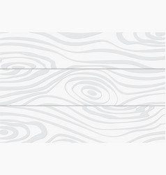 creative white wood pattern textured background vector image