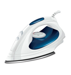 Clothes Iron vector image vector image