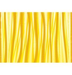 golden textile background vector image