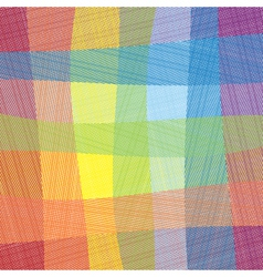 abstract textile background vector image vector image