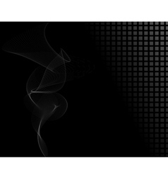 Abstract stylish background vector image