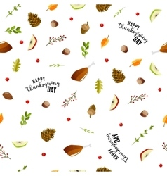 Happy thanksgiving pa vector image
