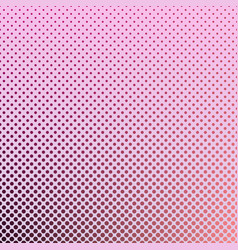 gradient abstract halftone dot pattern background vector image
