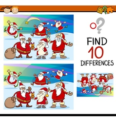 Educational differences task vector