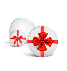 holiday white box-09 vector image