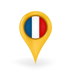 Location France vector