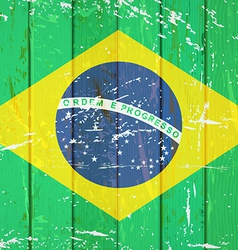 Brazil Fence vector image