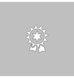 Award computer symbol vector