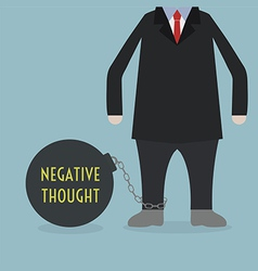 Negativethought vector