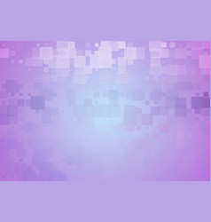 purple violet turquoise glowing various tiles vector image