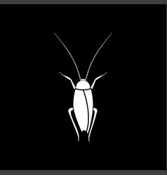 cockroach it is icon vector image