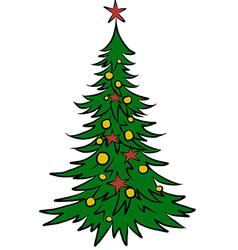 Christmastree vector