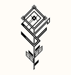 Sacred geometry 0100 vector