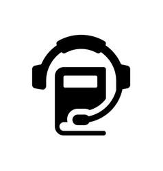 Audio book icon eps file vector