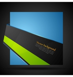 Abstract corporate bright background vector
