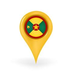 Location Grenada vector