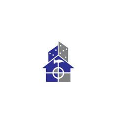 Real estate renovations vector