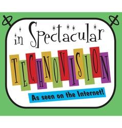 Spectacular Technovision Logo vector