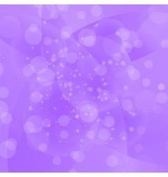 Circle Purple Light Background vector image