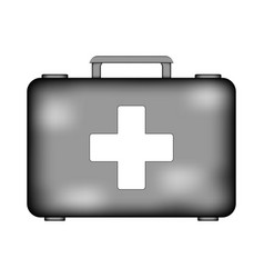 First aid sign icon vector