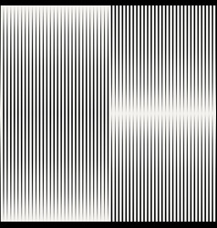 repeat straight stripes texture background vector image