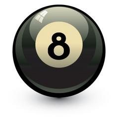 8 ball vector