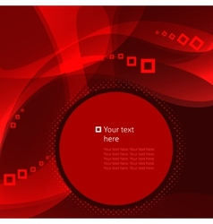 Abstract business background with lineas and vector image