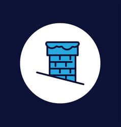 Chimney icon sign symbol vector