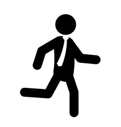 Male pictogram icon Man design graphic vector image