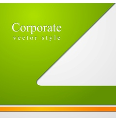 Abstract business technology backdrop vector