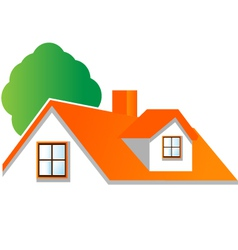 House rologo for real estate companies vector