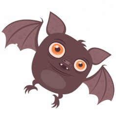 batty vector image vector image